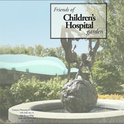 Friends of Children's Hospital Map