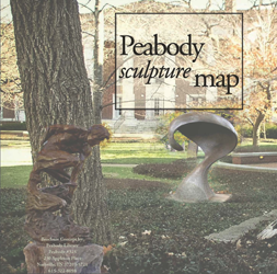 Peabody Sculpture Map