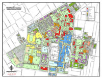 Vanderbilt Campus Map VU Campus Planning FIS GIS Mapping Vanderbilt Campus Map